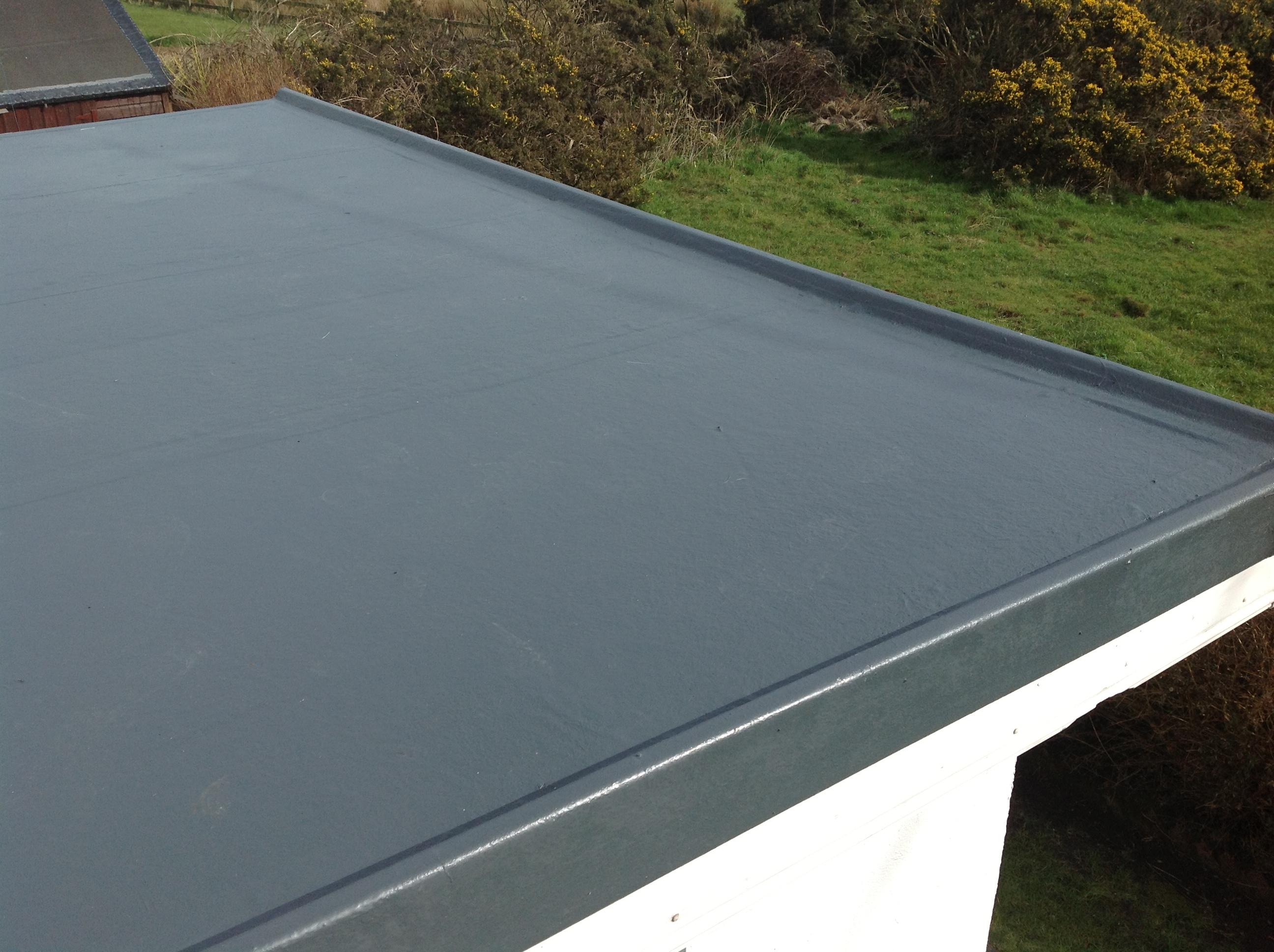 Grp Fiberglass Roofing